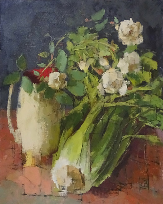 Celery and Roses